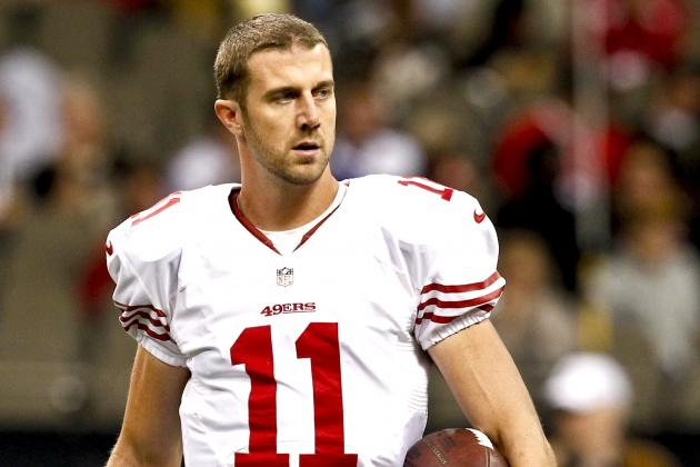 Alex Smith's Reported Request for Release Is Brilliant Move for 49ers QB
