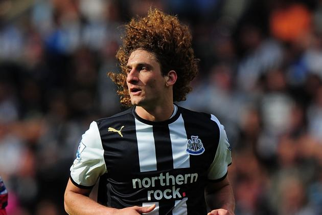 Fabricio Coloccini Will Stay at Newcastle Until End of Season
