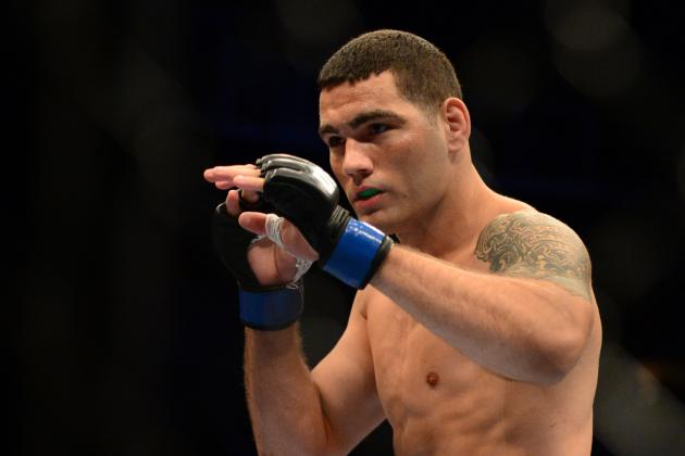 Despite Silva 'Avoiding It at All Costs,' Weidman Hopeful for July Title Shot