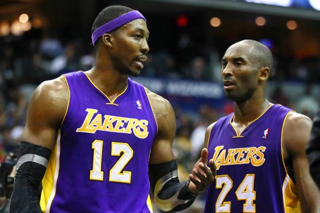 Dwight Howard Comments on Kobe Bryant's 'Confrontational' Nature