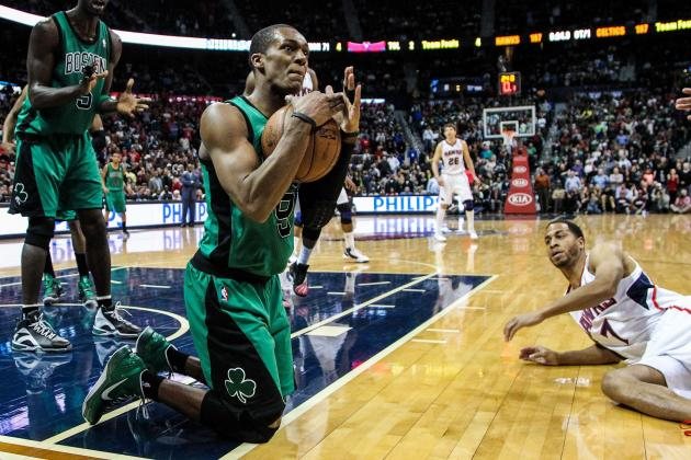 Optimistic Ainge Thinks Rondo Could Be Back by Next Training Camp