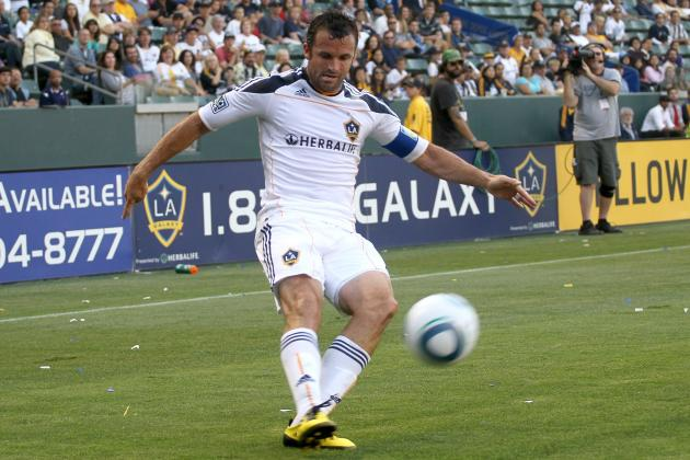 Chris Klein Promoted to LA Galaxy President