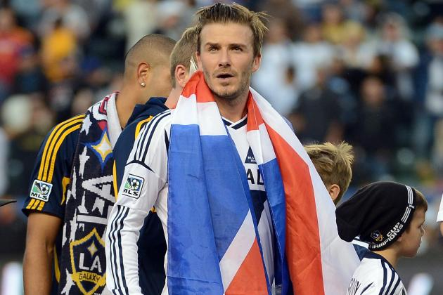 Beckham to Train with Arsenal