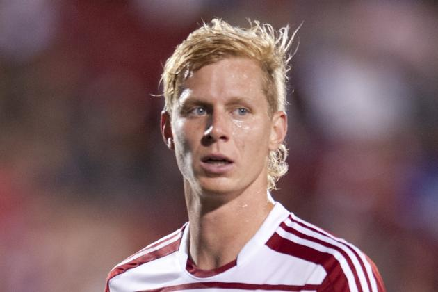 Stoke Agrees to Deal for FC Dallas' Brek Shea