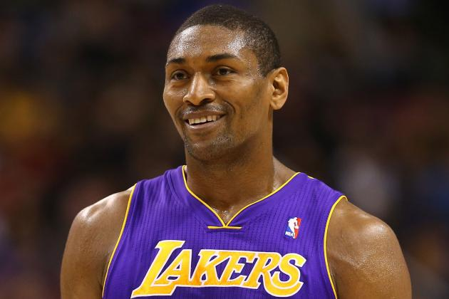 Metta World Peace Is Working on a Prank TV Show