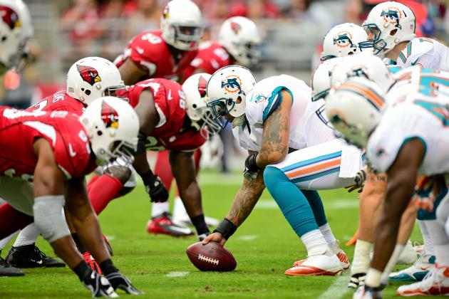 Miami Dolphins Offensive Line One of 2012's Worst, and Other AFC East News