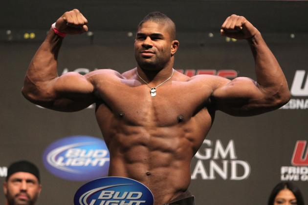 UFC 156: Alistair Overeem Should Be More Open to Voluntary Drug Testing