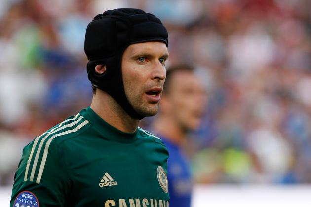 Cech, Luiz Out of Reading Clash
