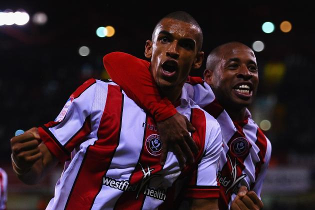 Reading Have Agreed a Fee with Sheffield United Striker Nick Blackman