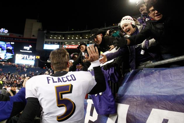 Flacco Expected to Aim for Drew Brees Money