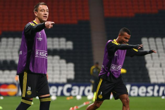 John Terry Warns Chelsea to Liven Up Quickly in Wake of Cup Disappointments