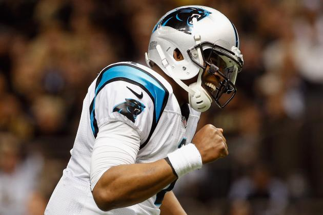 Cam Newton's Red-Hot Finish Promises Even More Fireworks in 2013
