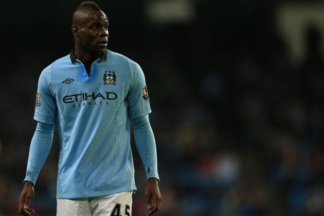 Mario Balotelli Agrees to Leave Manchester City for AC Milan