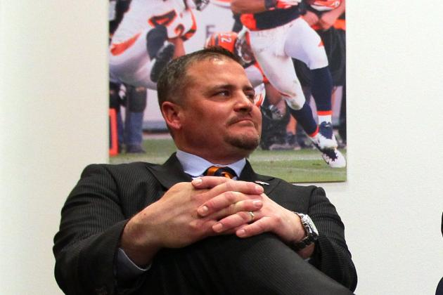 Lions Make a Great Hire in Former Broncos GM Brian Xanders & More NFC North News
