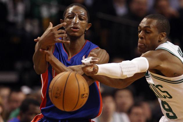 Pistons Feel Boost to Playoff Chances with Rajon Rondo Injury