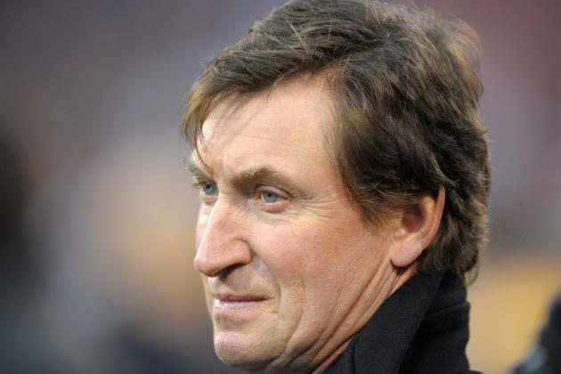 Gretzky on His Future: 'I Don't Know What I Want to Do'