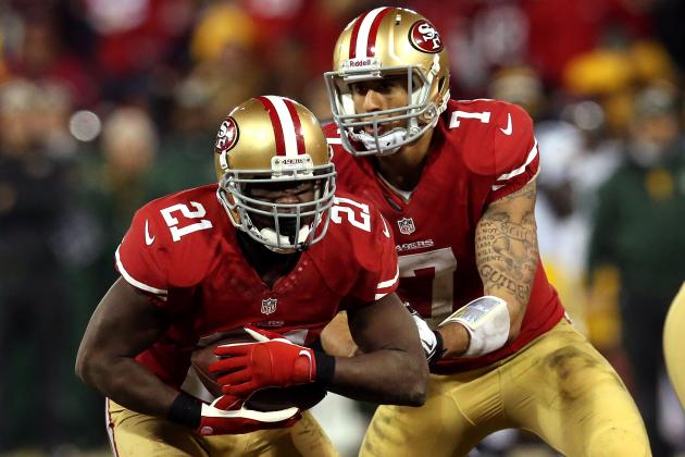 Super Bowl 2013: Rushing Game Will Be Difference-Maker for San Francisco 49ers