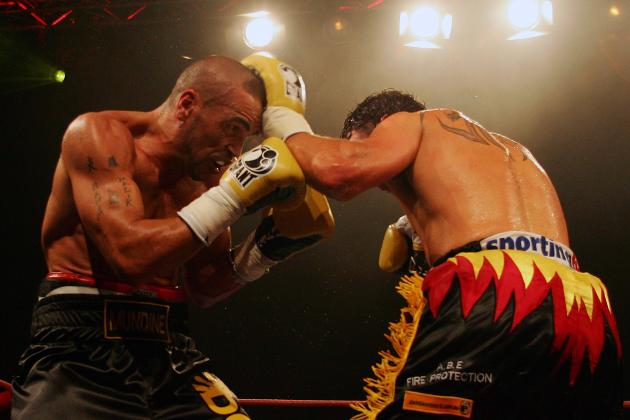 Daniel Geale vs. Anthony Mundine: Fight Time, Date, TV Info and More