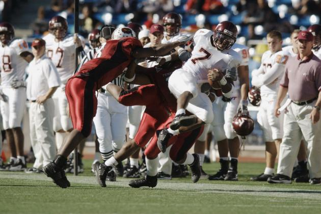 Sports: Lafton Thompson Dead at 34