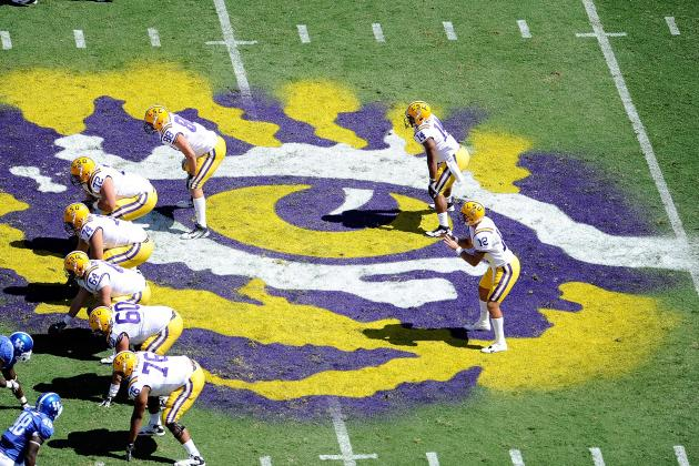 LSU Football Recruiting: Tigers' Top Priority on National Signing Day