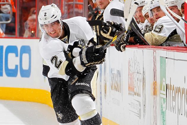 Niskanen out 2-4 Weeks Due to Lower-Body Injury