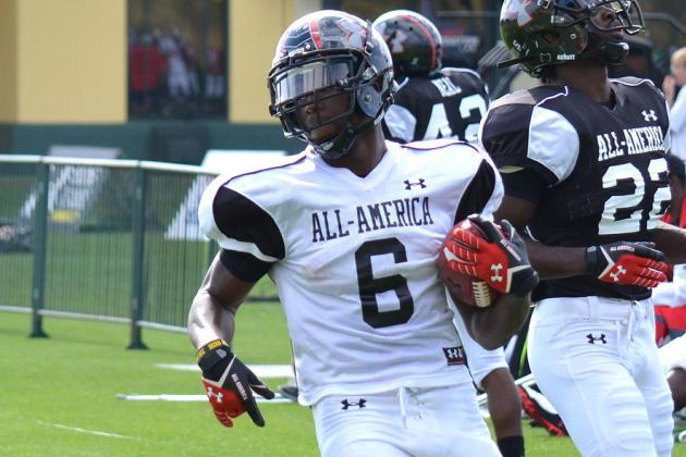 Why Georgia Is Better Fit Than Alabama for 4-Star RB Alvin Kamara