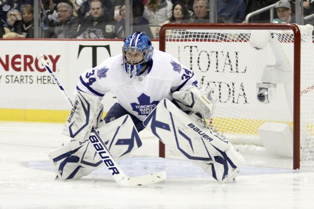 Reimer Gets Starting Nod in Goal Tonight vs. Sabres