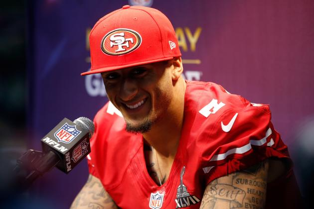 Twitter Reacts to Super Bowl XLVII Media Day