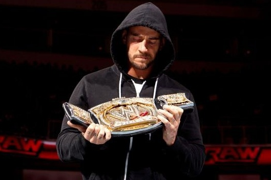 WWE: 2013 Will Be the Biggest Year of CM Punk's Career