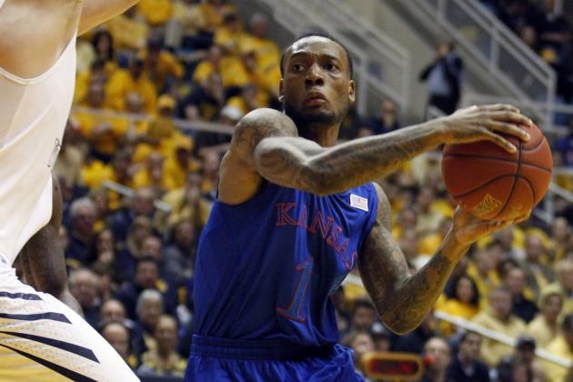 Grading the Kansas Jayhawks 'Smurf' Unis vs. West Virginia