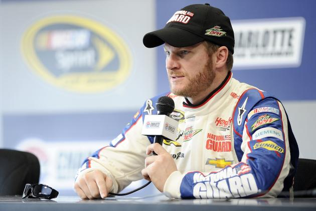 Earnhardt Jr. Not Satisfied with 2012 Progress, Looking to Win Big with New Car