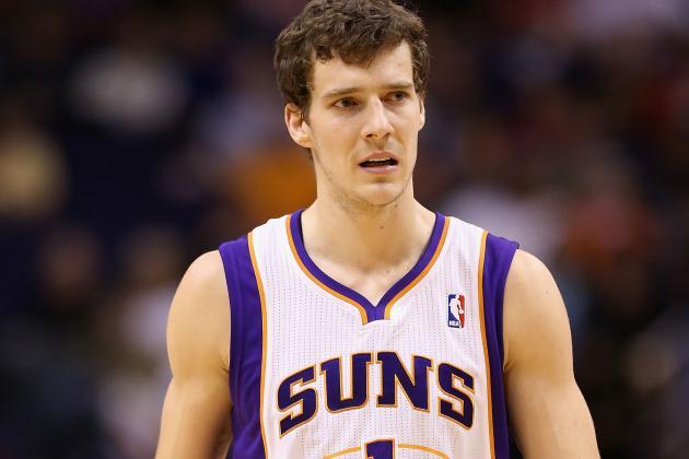 Goran Dragic Crucial to Rebuilding Suns