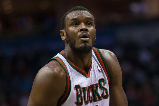 Bucks' Samuel Dalembert Ready to Help Inside