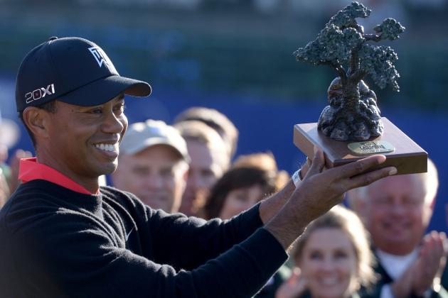 A Win For Tiger
