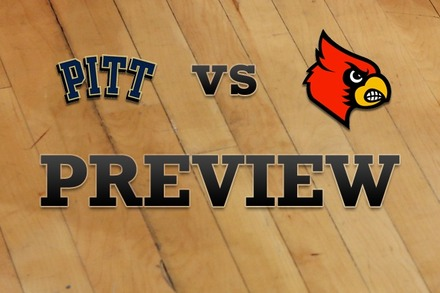 Pittsburgh vs. Louisville: Full Game Preview