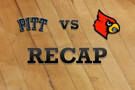 Pittsburgh vs. Louisville: Recap and Stats