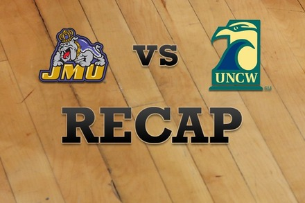 James Madison vs. UNC Wilmington: Recap and Stats