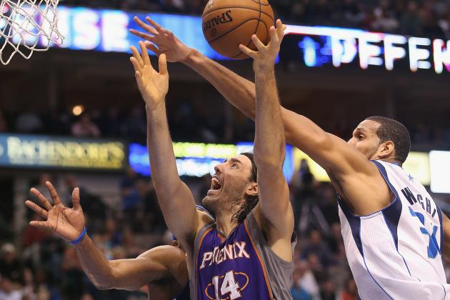 Luis Scola, Draft Picks All Part of Phoenix Suns Turnaround Plan