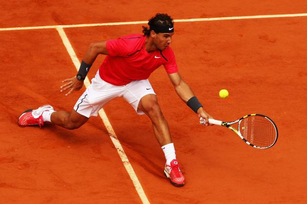 Rafael Nadal Smart to Make Long-Awaited Return on Clay at 2013 ATP VTR Open
