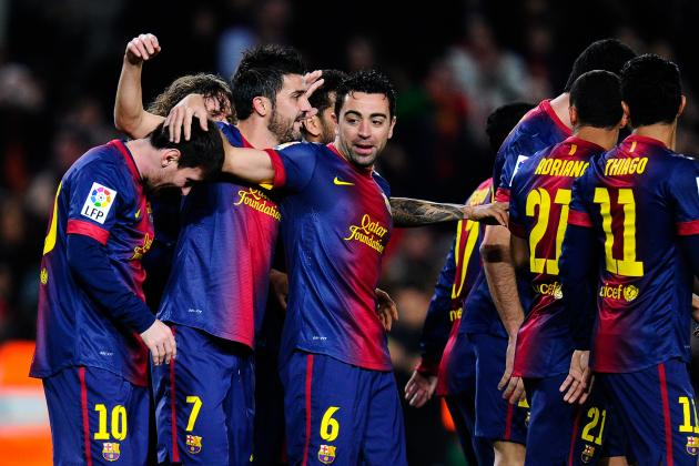 Copa Del Rey 2013: Barcelona Will Dominate Real Madrid En Route to Spanish Cup