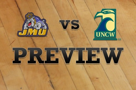 James Madison vs. UNC Wilmington: Full Game Preview