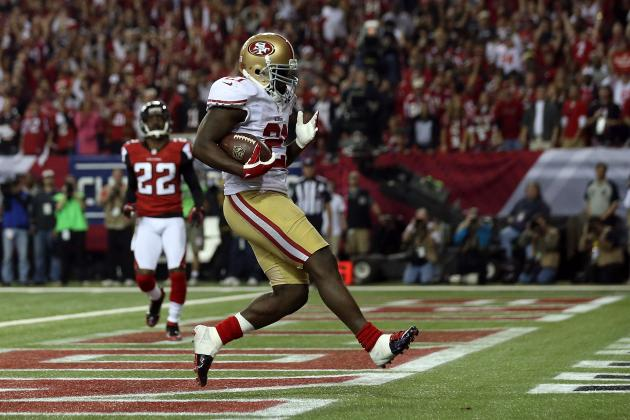 Super Bowl XLVII Preview: Breaking Down the San Francisco 49ers Running Game