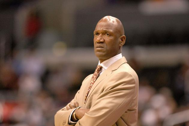 Terry Porter Glad to Be There for Rick Adelman