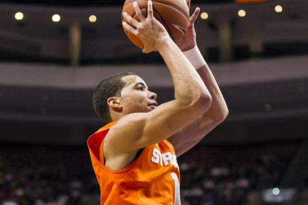 Syracuse Needs Michael Carter-Williams to Cut Back on Shots