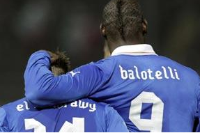 El Shaarawy: 'Welcome Balotelli!'