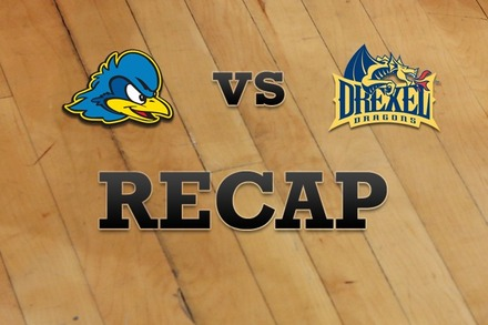 Delaware vs. Drexel: Recap and Stats