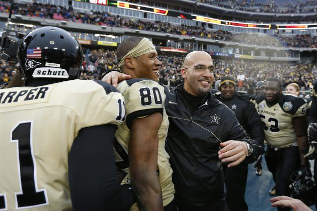 Vanderbilt's Ascent Fueled by Defense