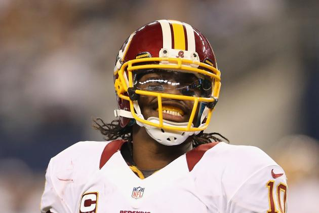 RG3's Hometown Honors the Redskins Rookie with Robert Griffin III Boulevard