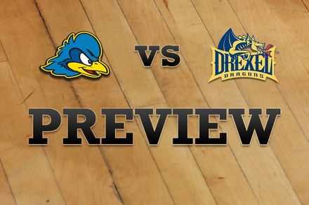 Delaware vs. Drexel: Full Game Preview