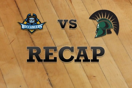 East Tenn State vs. USC Upstate: Recap and Stats